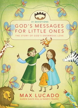 Book God's Messages for Little Ones by Max Lucado