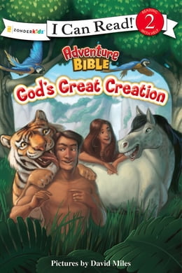 Book God's Great Creation by Zondervan