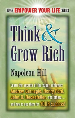 Book Think & Grow Rich by Napoleon Hill