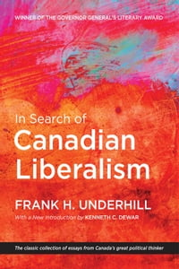 In Search of Canadian Liberalism