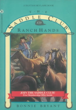 Book Ranch Hands by Bonnie Bryant
