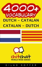4000+ Vocabulary Dutch - Catalan