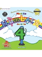 Meet the Numbers Board Book by Kathy Oxley
