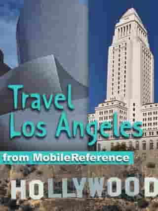 Travel Los Angeles: Illustrated City Guide And Maps. (Mobi Travel)