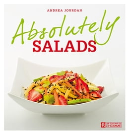 Book Absolutely salads by Andrea Jourdan