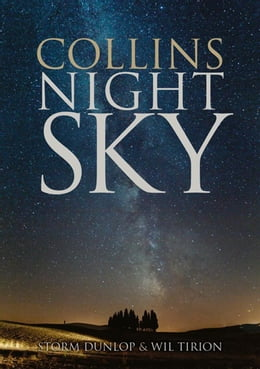 Book Collins Night Sky by Storm Dunlop