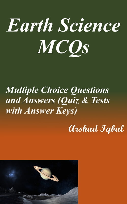 Earth Science MCQs: Multiple Choice Questions and Answers