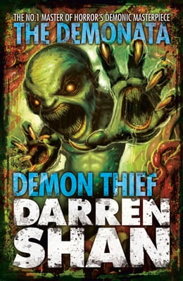 Book Demon Thief (The Demonata, Book 2) by Darren Shan