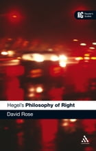 Hegel's 'Philosophy of Right': A Reader's Guide