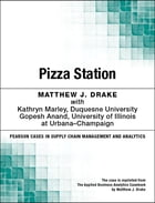 Pizza Station by Matthew J. Drake
