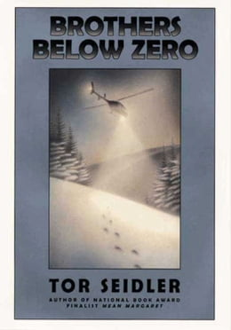 Book Brothers Below Zero by Tor Seidler