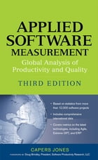 Applied Software Measurement: Global Analysis of Productivity and Quality