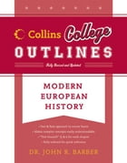 Modern European History by John R. Barber