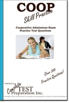COOP Skill Practice: Practice Test Questions for the Cooperative Admissions Examination Program (COOP) by Complete Test Preparation Inc.