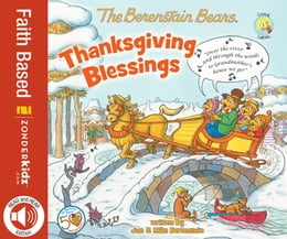 Book The Berenstain Bears Thanksgiving Blessings by Mike Berenstain
