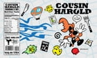 Cousin Harold Volume 1 - Figuring It Out by Riccelli 'dennmann' Denny
