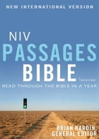 NIV, Passages Bible, eBook: Read through the Bible in a Year by Brian Hardin
