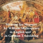 Measure for Measure/ Maass fur Maass, Bilingual edition (English with line numbers and German translation) by William Shakespeare