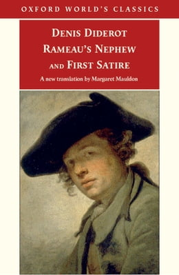 Book Rameau's Nephew and First Satire by Denis Diderot