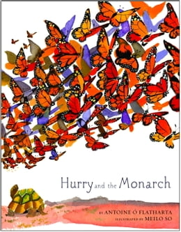 Book Hurry and the Monarch by Antoine O Flatharta