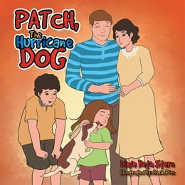 Book Patch, The Hurricane Dog by Dixie Beth Stern