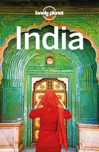Lonely Planet India by Michael Benanav