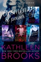 Women of Power Boxed Set: Chosen for Power - Built for Power - Fashioned for Power - Destined for Power by Kathleen Brooks
