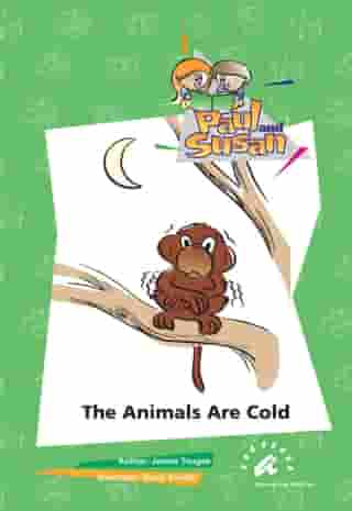 The Animals are Cold by Janine Tougas