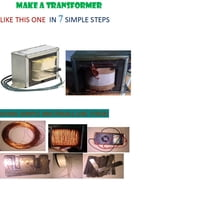 how to construct a transformer: 7 easy steps to construct a diy transformer