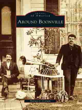 Around Boonville by Harney J. Corwin