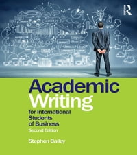 Academic Writing for International Students of Business