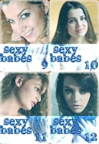 Sexy Babes Collected Edition 3 – Volumes 9-12 by Anne-Marie Lemire