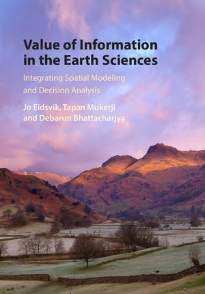 Value of Information in the Earth Sciences Integrating Spatial Modeling and Decision Analysis