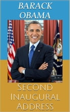 Second Inaugural Address by Barack Obama