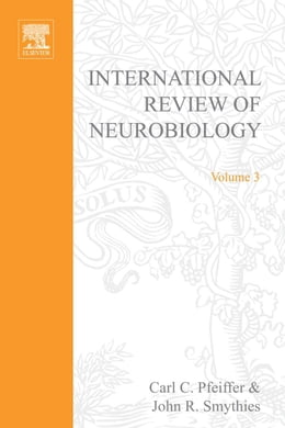 Book International Review of Neurobiology by Pfeiffer, Carl C.