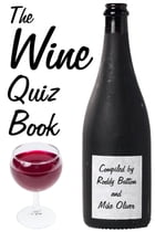 The Wine Quiz Book by Roddy Button
