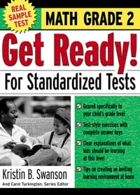 Get Ready! For Standardized Tests : Math Grade 2
