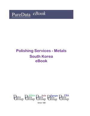 Polishing Services - Metals in South Korea