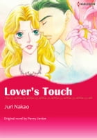 LOVERS TOUCH: Harlequin Comics by Penny Jordan