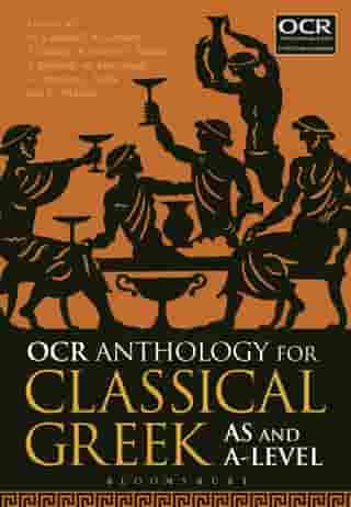 OCR Anthology for Classical Greek AS and A Level