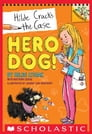 Hero Dog!: A Branches Book (Hilde Cracks the Case #1) Cover Image