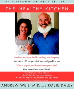 Book The Healthy Kitchen by Andrew Weil, M.D.