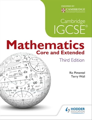 Cambridge IGCSE Mathematics Core and Extended 3ed + CD