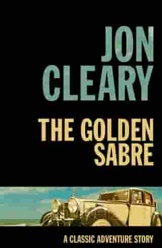 The Golden Sabre by Jon Cleary