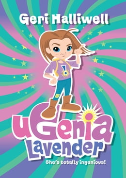 Book Ugenia Lavender by Rian Hughes
