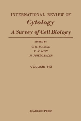 Book INTERNATIONAL REVIEW OF CYTOLOGY V110 by Bourne, G.H.