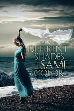 Book Different Shades of the Same Color by Mima