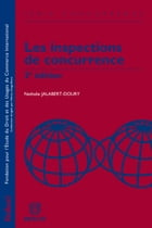 Les inspections de concurrence by Nathalie Jalabert-Doury