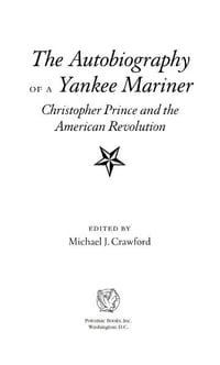 The Autobiography of a Yankee Mariner