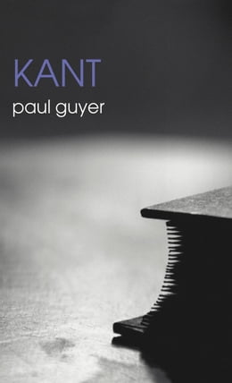 Book Kant by Guyer, Paul